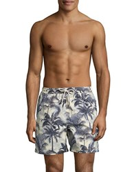 Selected Palm Shhhmax Swim Shorts Seed Pearl