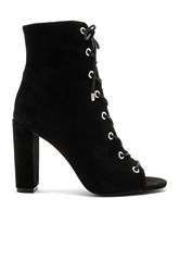 Bcbgeneration Ripley Lace Up Bootie Black