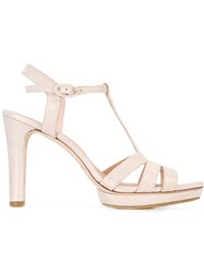 Repetto Ankle Length Nude Neutrals