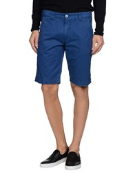 Perfection Trousers Bermuda Shorts Men Blue