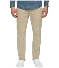 7 For All Mankind Luxe Performance Sateen Chino In Light Khaki Light Khaki Men's Casual Pants