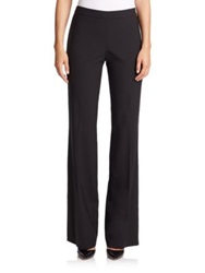 Boss Tulea Stretch Wool Pants Black