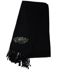 Little Earth Women's Philadelphia Eagles Pashi Fan Scarf Black
