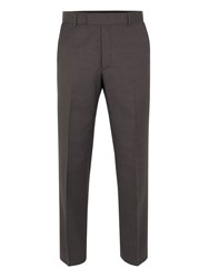 Aston And Gunn Kinsley Regular Trouser Charcoal