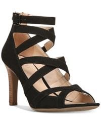 Franco Sarto Quincey Strappy Dress Sandals Women's Shoes Black