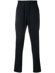 A Kind Of Guise Elasticated Waist Trousers Blue
