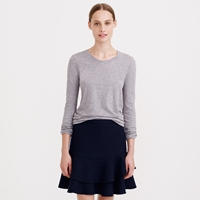 J.Crew Vintage Cotton Long Sleeve Tee
