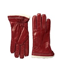 Hestra Claire Red Dress Gloves