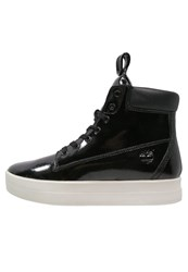Timberland Mayliss 6 Inch Hightop Trainers Black Happy