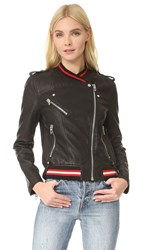 Blank Frisky Business Moto Jacket