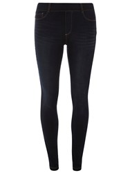 Dorothy Perkins Long Eden Jeggings Blue