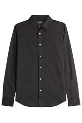 Polo Ralph Lauren Cotton Shirt Black