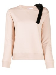 Red Valentino Bow Detail Sweatshirt 60
