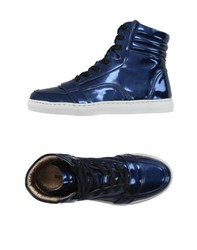 Markus Lupfer Footwear High Tops And Trainers Women Blue