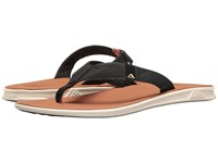 Reef Slammed Rover Red Black Men's Sandals