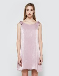 Farrow Tonya Dress Blush