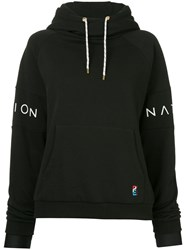 P.E Nation Forward Defender Hoodie Black