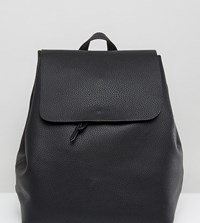 Street Level Minimal Backpack Black