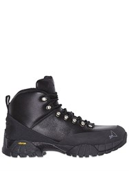 Alyx 40Mm Leather Hiking Boots