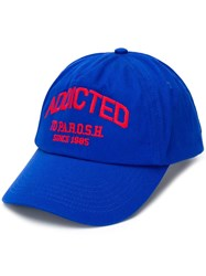 P.A.R.O.S.H. Addicted Baseball Cap Blue