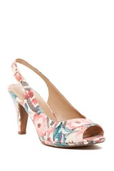 Naturalizer Indeed Slingback Pump Wide Width Available Multi