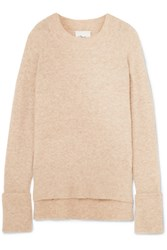 3.1 Phillip Lim Knitted Sweater Beige