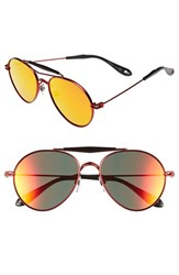 Men's Givenchy '7012 S' 56Mm Sunglasses