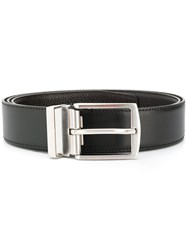 Giorgio Armani Formal Belt Black