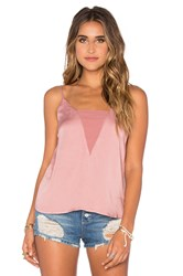 Young Fabulous And Broke Monarch Top Mauve