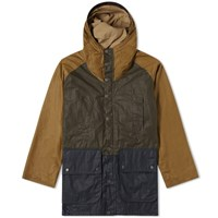 Barbour X Hikerdelic Whitworth Wax Brown