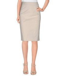Schumacher Skirts Knee Length Skirts Women