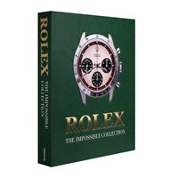 Assouline Rolex The Impossible Collection Book