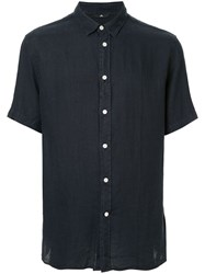 J. Lindeberg J.Lindeberg Button Up Shirt Blue