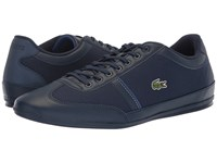 Lacoste Misano Sport 318 1 Navy Dark Blue Shoes