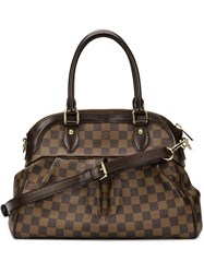 Louis Vuitton Vintage Monogram Tote Brown