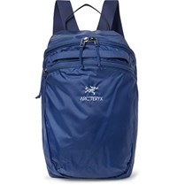 Arc'teryx Index 15 Nylon Ripstop Backpack Blue