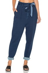 Ag Adriano Goldschmied Capsule Pentra Pant Blue
