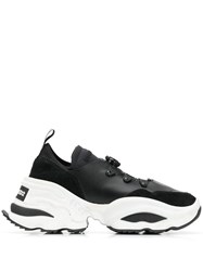 Dsquared2 The Giant Chunky Sneakers Black