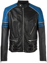 Just Cavalli Zipped Jacket Black