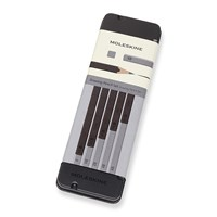 Moleskine Drawing Pencils Set Of 5