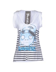 Buddhist Punk Topwear Vests Women White