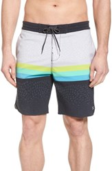 Billabong Fifty50 Low Tide Swim Trunks Asphalt