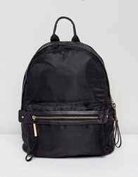 Pieces Backpack Black