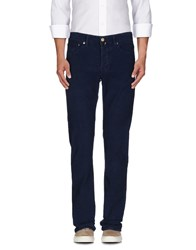 Pt05 Trousers Casual Trousers Men Blue