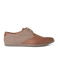 Base London Pebble Derby Shoes