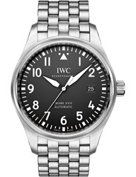 Iwc Pilot's Mark Xviii Stainless Steel Watch