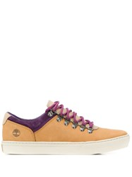 Timberland Lace Up Sneakers Neutrals