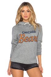 Junk Food Bears Sunday Hoodie Gray