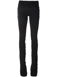 Diesel Black Gold Super Skinny Elongated Jeans Black
