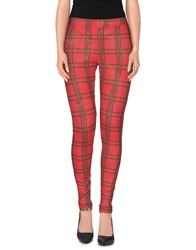 Jijil Leggings Red